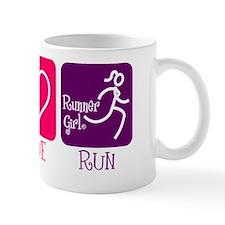 Peace-Love-Run Mug
