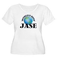 World's Best Jase Plus Size T-Shirt