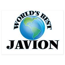 World's Best Javion Invitations