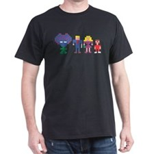 Robotronlike Family T-Shirt