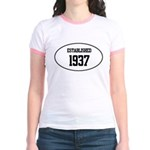 Established 1937 Jr. Ringer T-Shirt