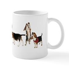 Beagle Bedlam Ceramic Mug