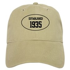 Established 1935 Baseball Cap