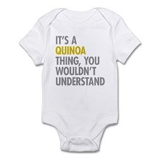 Its A Quinoa Thing Infant Bodysuit