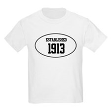 Established 1913 T-Shirt