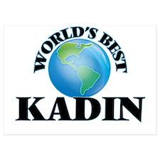 World's Best Kadin Invitations