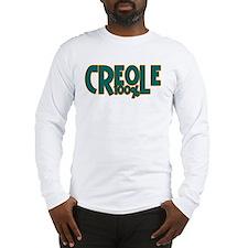 100% Creole Long Sleeve T-Shirt