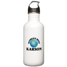 World's Best Karson Water Bottle