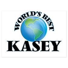 World's Best Kasey Invitations