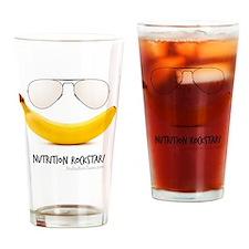 Nutrition Rockstars Drinking Glass