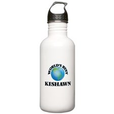 World's Best Keshawn Sports Water Bottle