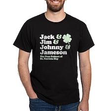 Jack Jim Johnny & Jameson T-Shirt