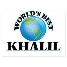 World's Best Khalil Invitations