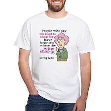 Wine Shop Shirt
