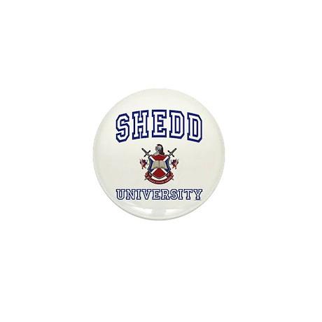 SHEDD University Mini Button (10 pack)