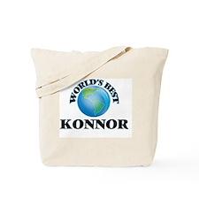 World's Best Konnor Tote Bag