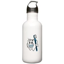Brush Your Teeth Water Bottle