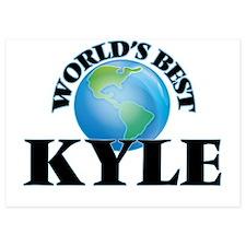 World's Best Kyle Invitations