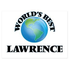 World's Best Lawrence Invitations