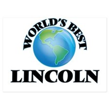 World's Best Lincoln Invitations