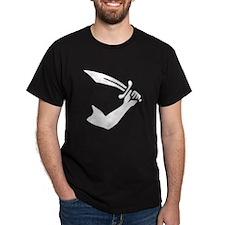 Thomas Tew's Flag T-Shirt