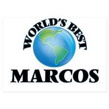 World's Best Marcos Invitations