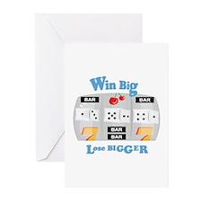 Win Big Greeting Cards