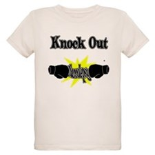 Knock Out narcolepsy black.png T-Shirt