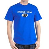Racquetball dad (dark) T-Shirt