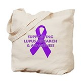 ...Lupus Research... Tote Bag
