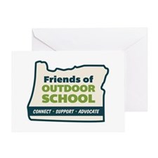 Friends of Outdoor School Greeting Card