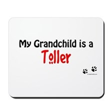 Toller Grandchild Mousepad