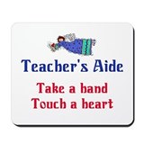 Teacher's Aide Mousepad