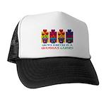 Grandma's Garden Trucker Hat