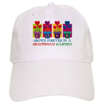 Grandma's Garden Cap