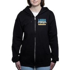 Cute Pontiac firebird Women's Zip Hoodie