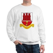 Gibraltar Coat of Arms Sweatshirt