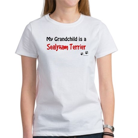 Sealyham Grandchild Women's T-Shirt