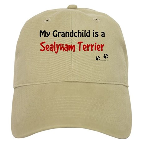 Sealyham Grandchild Cap
