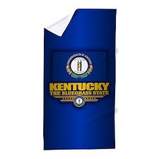 Kentucky (v15) Beach Towel