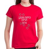 Saddlebred Horse Mom Tee