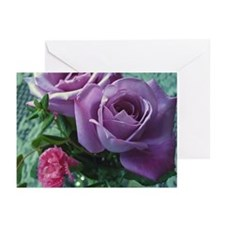 Lavender Rose Cards (Pk of 10)