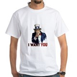 Uncle Sam Wants you Shirt