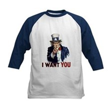 Uncle Sam Wants you Tee