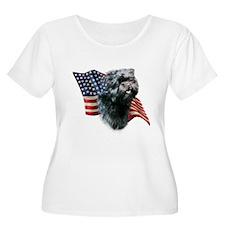 Affenpinscher Flag T-Shirt