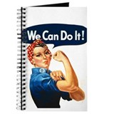 We Can Do It! Journal