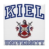 KIEL University Tile Coaster