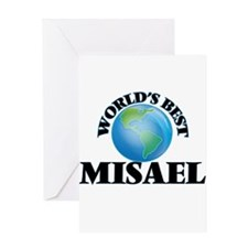 World's Best Misael Greeting Cards