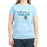 My heart belongs to my Sailor T-Shirt