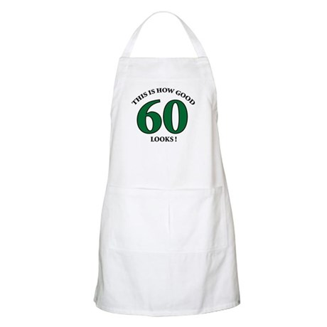 How Good - 60 Looks BBQ Apron